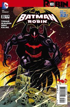 Exclusive Preview: Batman And Robin #35 | Blastr