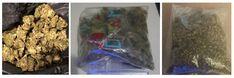 Policías de la AEI detuvieron a cinco sujetos con cristal y marihuana en diversos puntos de la ciudad | El Puntero