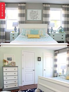 Before & After:  A Refreshed Bedroom Retreat — Fynes Designs