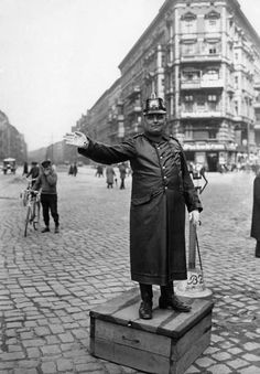Berlin 1920 Verkehrs
