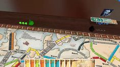 I teach and play Ticket too Ride with Ty and Kiri and holy shit my bad luck it was a lot of fun regardless though. Riga, Tabletop Simulator, Berlin, Ticket To Ride, Make It Yourself, Fun, Hilarious