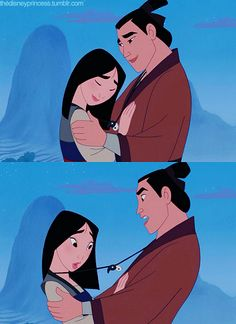 Disney Princess Mulan | ... 01pm 398 notes disney mulan princess screencaps…
