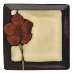 Pfaltzgraff Painted Poppies 6inch Square Plate by Pfaltzgraff. $4.99. Indoor Use Only. Imported. Microwave Safe. Pfaltzgraff has a long−standing tradition of excellence in craftsmanship and quality. This 6 inch stoneware accent plate coordinates with other Pfaltzgraff Painted Poppies pieces, including dinnerware & more. This vibrant plate will enliven any table.