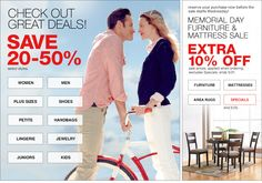 Check Out Great Deals! Save Twenty To Fifty Percent, Memorial Day Furniture  Day Furniture
