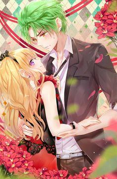 C:Grand Couple by iluvlollipop22