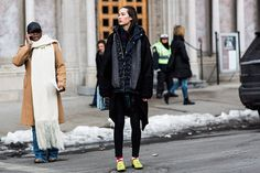 NYFW 紐約時裝週首三天的精彩街拍   Popbee - 線上時尚生活雜誌