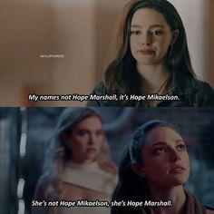 Hope Mikaelson, Good And Evil, Savior, Hero, Teaching, Rose, Salvador, Pink, Education