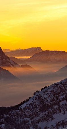 Haute Savoie, France (by ~PierreRodriguez)