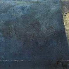 Ørnulf Opdahl: Fjord, 2001, 120 x 300 cm