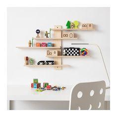 LUSTIGT ルースティグト ウォールシェルフ - IKEA