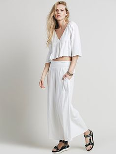 FP Beach New Hope Set at Free People Clothing Boutique