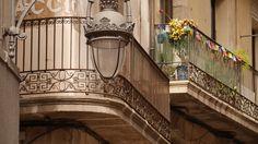 balcony Balcony, Gate, Barcelona, It Cast, Stairs, Iron, Home Decor, Photo Illustration, Terrace