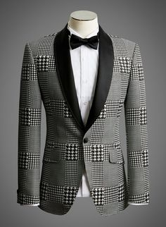 Packaging for Your Destination Wedding – White Jeans For Men Black White Parties, Black And White Suit, Black Suits, White Tuxedo, Tuxedo Suit, Indian Men Fashion, Mens Fashion Suits, Mens Suits, Indian Groom Wear