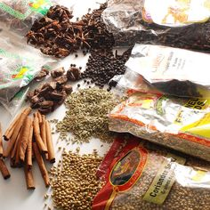 Spices! where to buy spices & herbs (on the cheap)