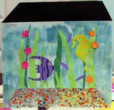 Clippings from the Studio Floor: My Aquarium