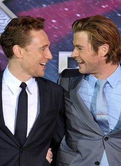 Hiddlesworth <3