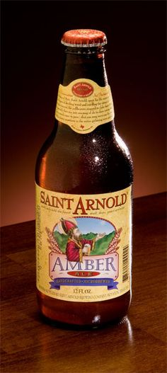 Saint Arnold Brewing Company - Amber Ale