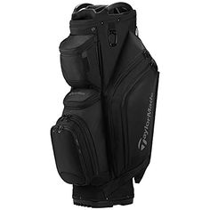 TaylorMade Supreme Cart Golf Bag Black TaylorMade https://www.amazon.com/dp/B01LZW4C42/ref=cm_sw_r_pi_dp_x_dp-qzb5MFP8B5