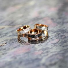 """1,196 Likes, 4 Comments - Kismet by Milka (@kismetbymilka) on Instagram: """"Upgrade your ring-stack!! #kismetbymilka #kismet #diamond #kısmet #kısmetbymilka #rings…"""""""