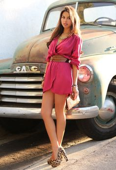inlovewithfashion  Dresses, Forever21  Belts and StefaniBags.com  Bags