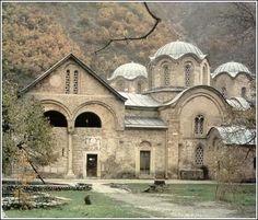 Patriarchate of Pec   Monasteries   Serbian Medieval History   Serbian History