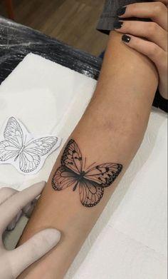 Delicate Tattoo, Dainty Tattoos, Pretty Tattoos, Beautiful Tattoos, Cool Tattoos, Hand Tattoos, Neue Tattoos, Forearm Tattoos, Sleeve Tattoos