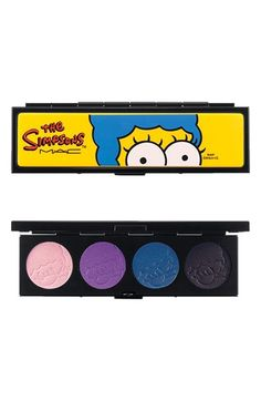 The Simpsons™ for M·A·C 'Marge's Extra Ingredients' Eyeshadow Quad (Limited Edition)