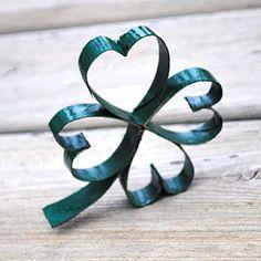 Craft tutorials ♦ St. Patrick's Day crafts for kids