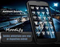 Más de 250 sonidos ambientales para relax en dispositivos Android #relax