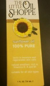 The Little Oil Shoppe Sunflower Oil 100% Pure *** Be sure to check out this awesome product.