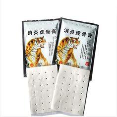 30 Unids Tigre Yeso Médico Eliminar La Inflamación Dolor Yeso de Atención Médica De La Enfermedad El Dolor de La Artritis Reumatoide