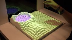 A new material from MIT can respond to touch, pressure and movement