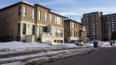 Cote St Luc Real Estate New Home Construction