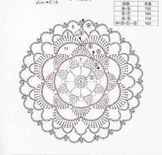 #ClippedOnIssuu from crochet rose pattern