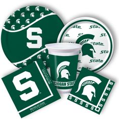 Michigan State party Supplies