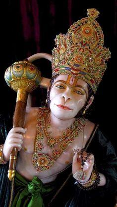 Sarangpur Hanuman, Hanuman Photos, Hanuman Images, Shri Ram Wallpaper, Hanuman Ji Wallpapers, Durga Ji, Shiva Shankar, Indian Gods, Cambodian Art