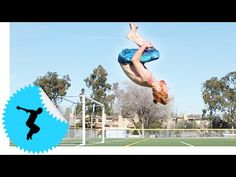 3 Tips To Overcome Backflip Fear Without A Gym Or Spotter - Ask The Tapps - YouTube