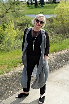 The Transformative Third Piece By A Well Styled Life #styletip #fashionover50 #casualstyle #casualfashion #fashion #fashionoutfits #fashionstyle #over50 #over50fashion