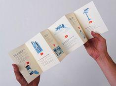 interview with graphic designer suzy tuxen (a friend of mine) - guglielmo uccello - Brochure Indesign, Template Brochure, Brochure Layout, Graphic Design Brochure, Corporate Brochure, Graphic Designers, Layout Design, Flyer Design, Branding Design