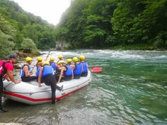 Experience rafting on the Tara River as part of all of our multi-activity packages. Unique Settings, Montenegro, Rafting, Cruise, Hiking, Europe, Swimming, Tours, River