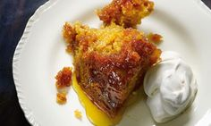 That's amore: Golden syrup and pudding / Melassa di zucchero e pudding