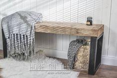 DIY zrób sobie skandynawską ławkę!