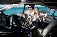 Bondage series T-shirts  www.laaffair.com