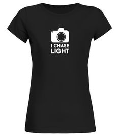 """# I Chase Light Photography T Shirt .  Special Offer, not available in shops      Comes in a variety of styles and colours      Buy yours now before it is too late!      Secured payment via Visa / Mastercard / Amex / PayPal      How to place an order            Choose the model from the drop-down menu      Click on """"Buy it now""""      Choose the size and the quantity      Add your delivery address and bank details      And that's it!      Tags: Share your photography passion with our I Chase…"""