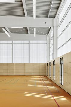 Galeria - Sports Hall Zehlendorfer Welle / KSP Jürgen Engel Architekten - 51