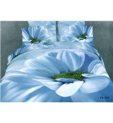 New Arrival Big Sunflower Print 3D Bedding Sets #bedding #bedroom #home decor