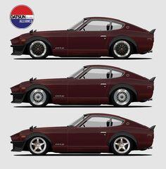 Classic Car News Pics And Videos From Around The World Classic Japanese Cars, Japanese Sports Cars, Classic Cars, 240z Datsun, Datsun Car, Bugatti, Lamborghini, Ferrari, Nissan Z Cars