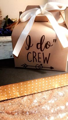 Bachelorette Gift Boxes (10 boxes), Sets of boxes, Bridesmaid boxes, Hangover boxes, Personalized gifts, Unique favors, Gable boxes by APoeticFable on Etsy