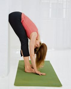 yoga for headaches. NaturalHealthMag.com