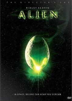 «Alien, le huitième passager» de Ridley Scott